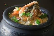 shrimp curry coconut milk