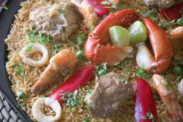 spanish chicken paella recipe