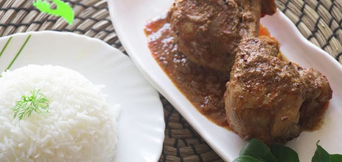 authentic chettinad chicken gravy