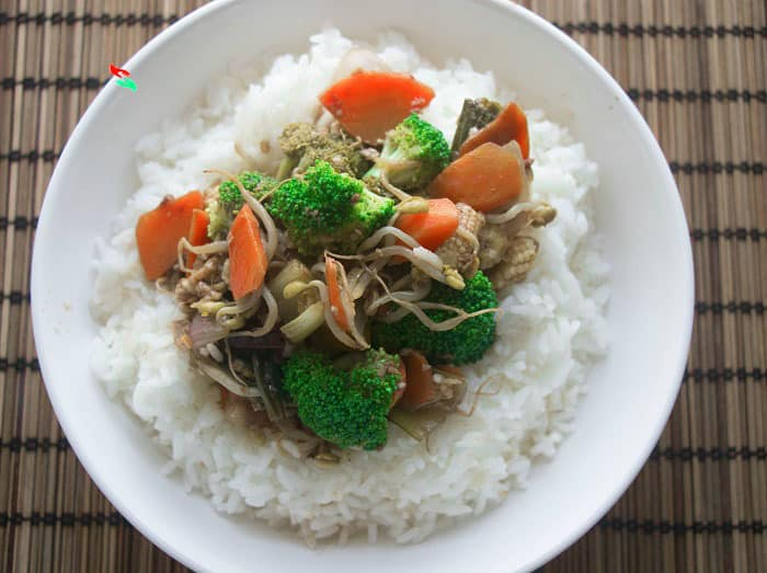 stir fry broccoli chinese style