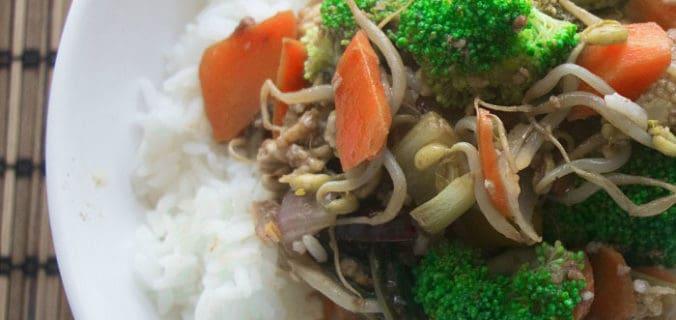 stir fry broccoli chinese style