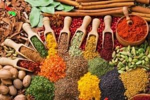 spicy seasoning mix