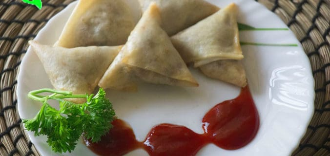 easy samosa recipe