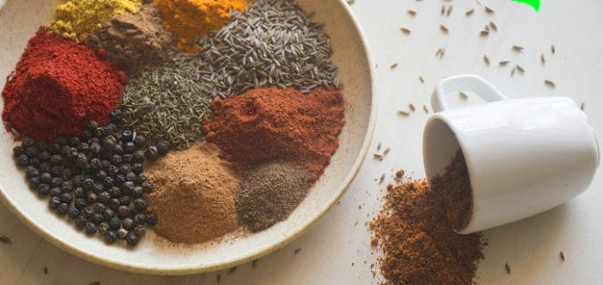 curry powder ingredients