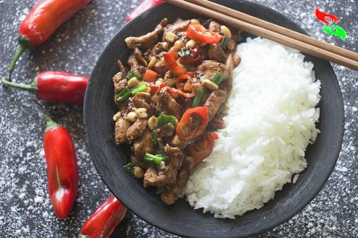 easy kung pao chicken recipe