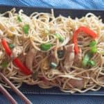 chicken chow mein recipe restaurant style