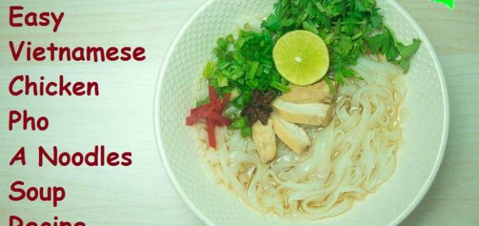 easy pho recipe