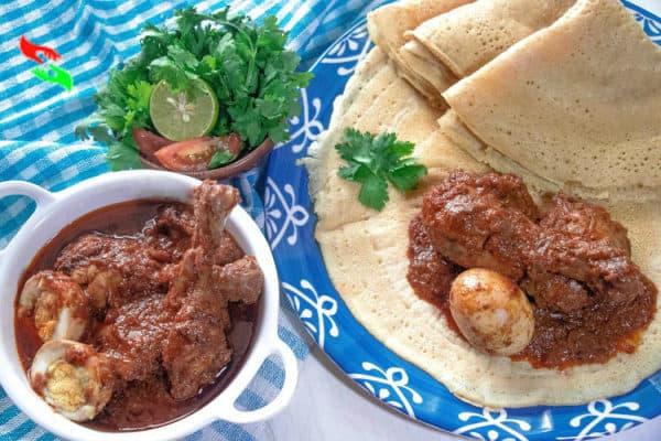 ethiopian traditional food