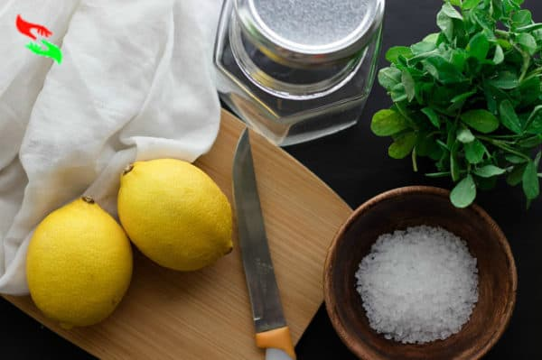preserved lemon recipe
