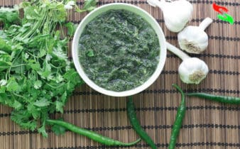 thai green curry paste recipe