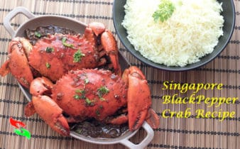 black pepper crab singapore restaurant