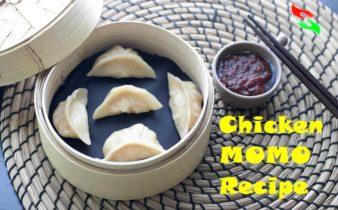 chicken momo recipe